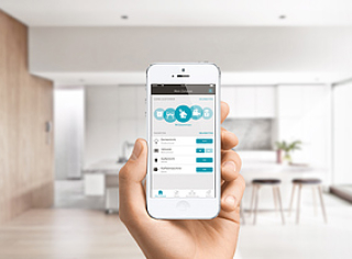 Smart Home via Gira eNet